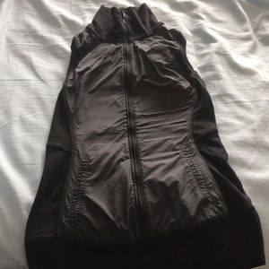 Lightly Used lululemon vest size 4